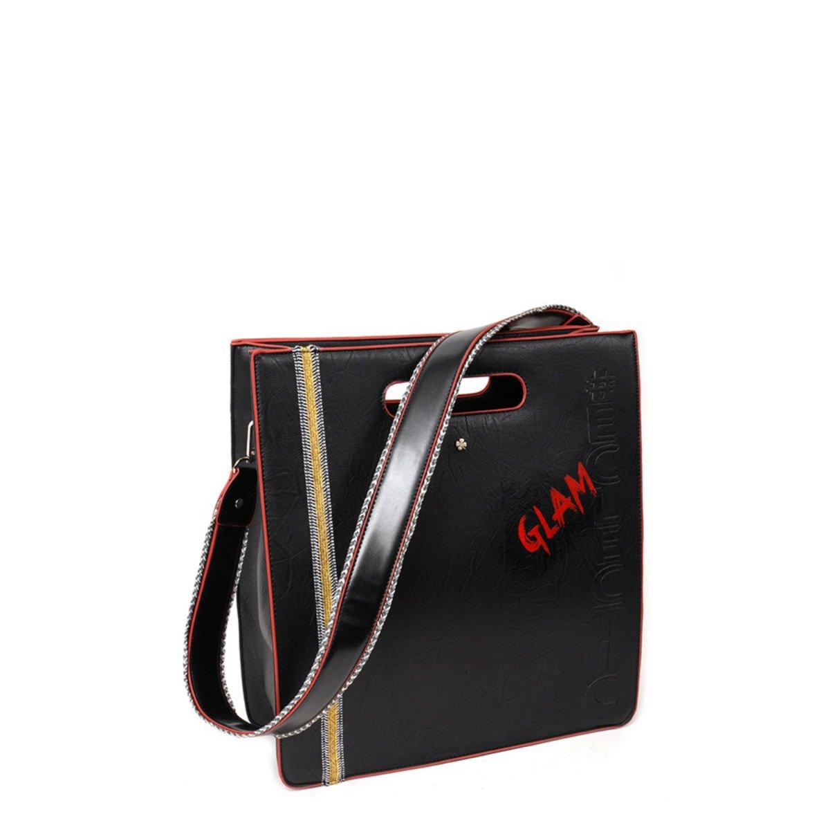 Černá kabelka DOCA - Glam
