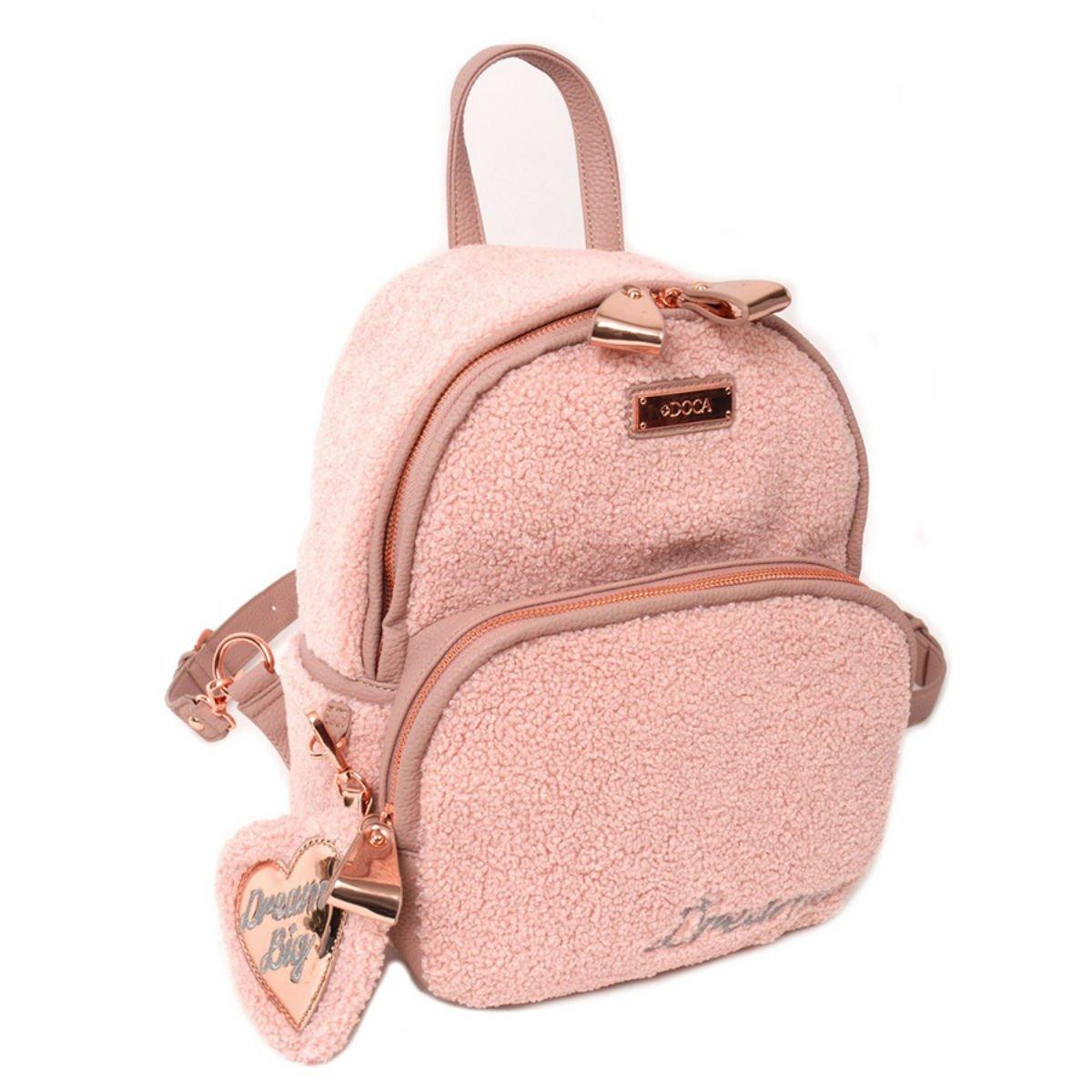 Béžový batoh DOCA - Cuddle
