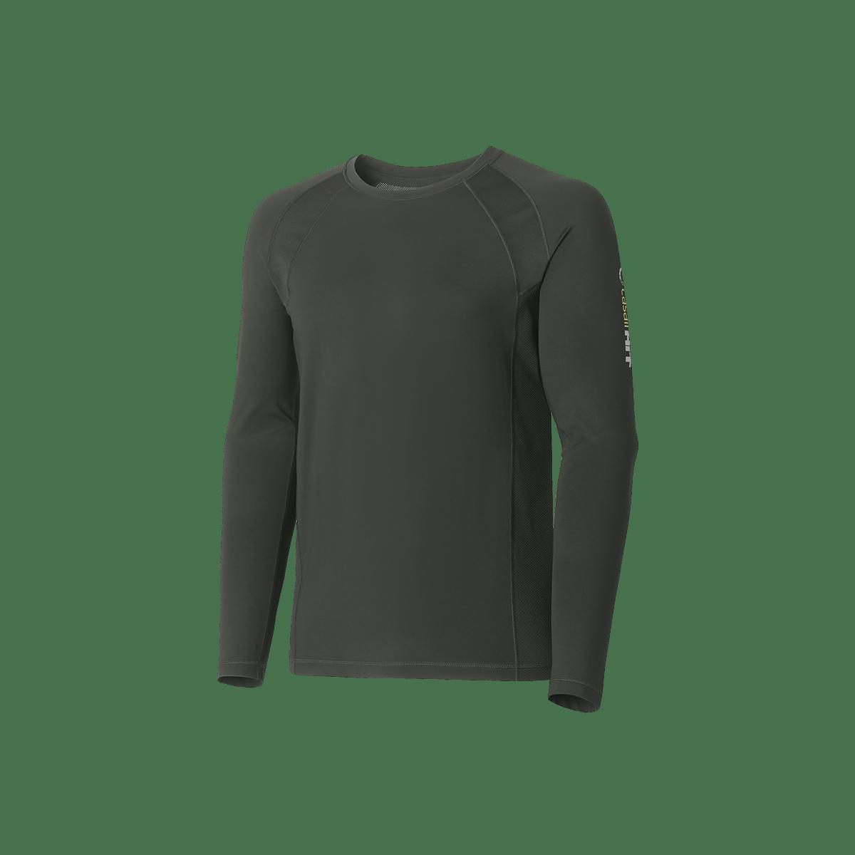 1e48905a386 Zelené sportovní triko s dlouhým rukávem – M