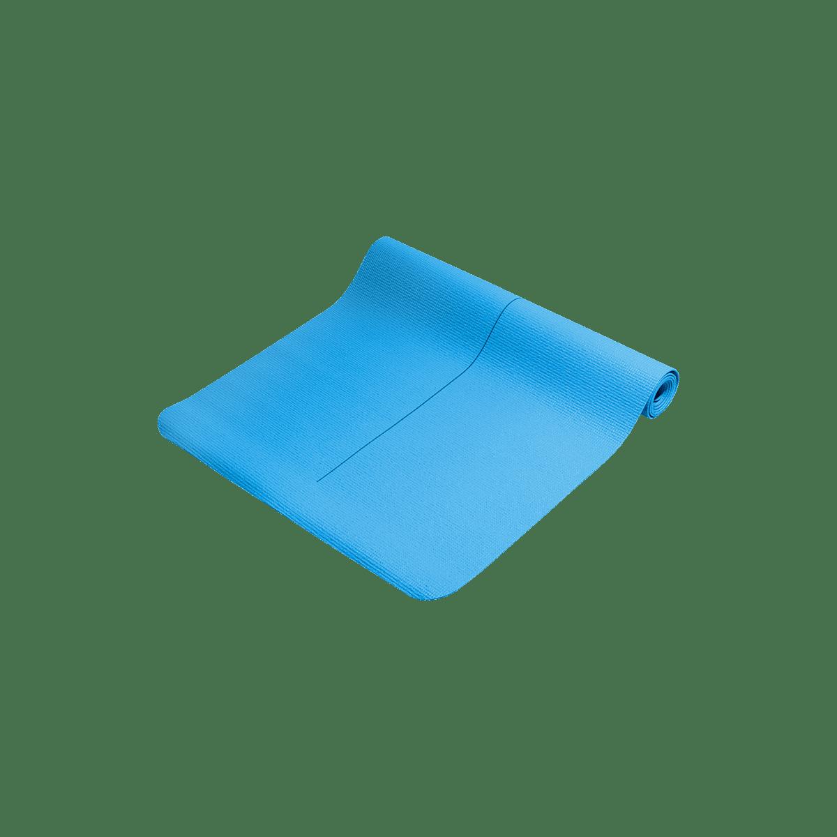 Podložka na jógu 3 mm - modrá