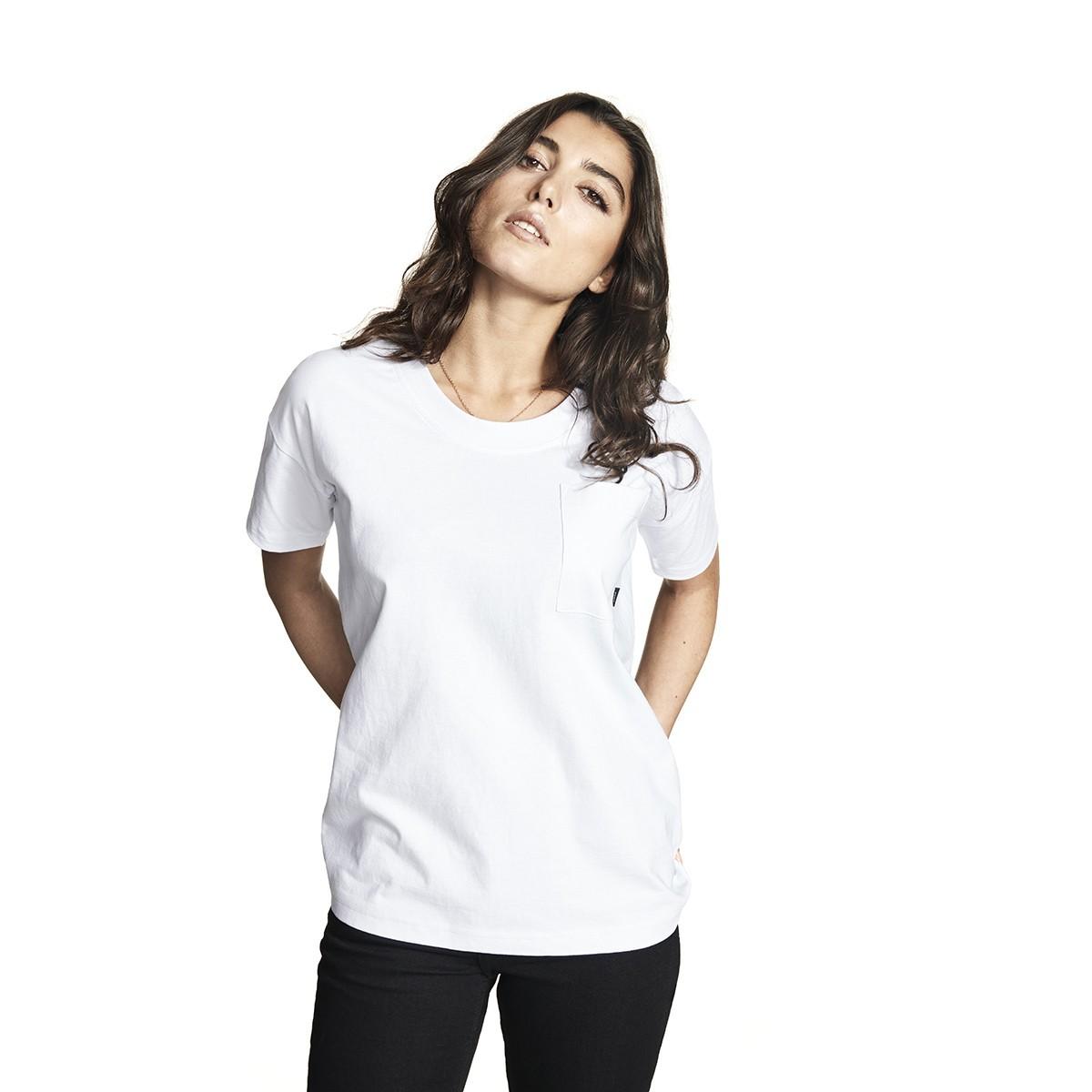 Bílé triko - Pocket - XS
