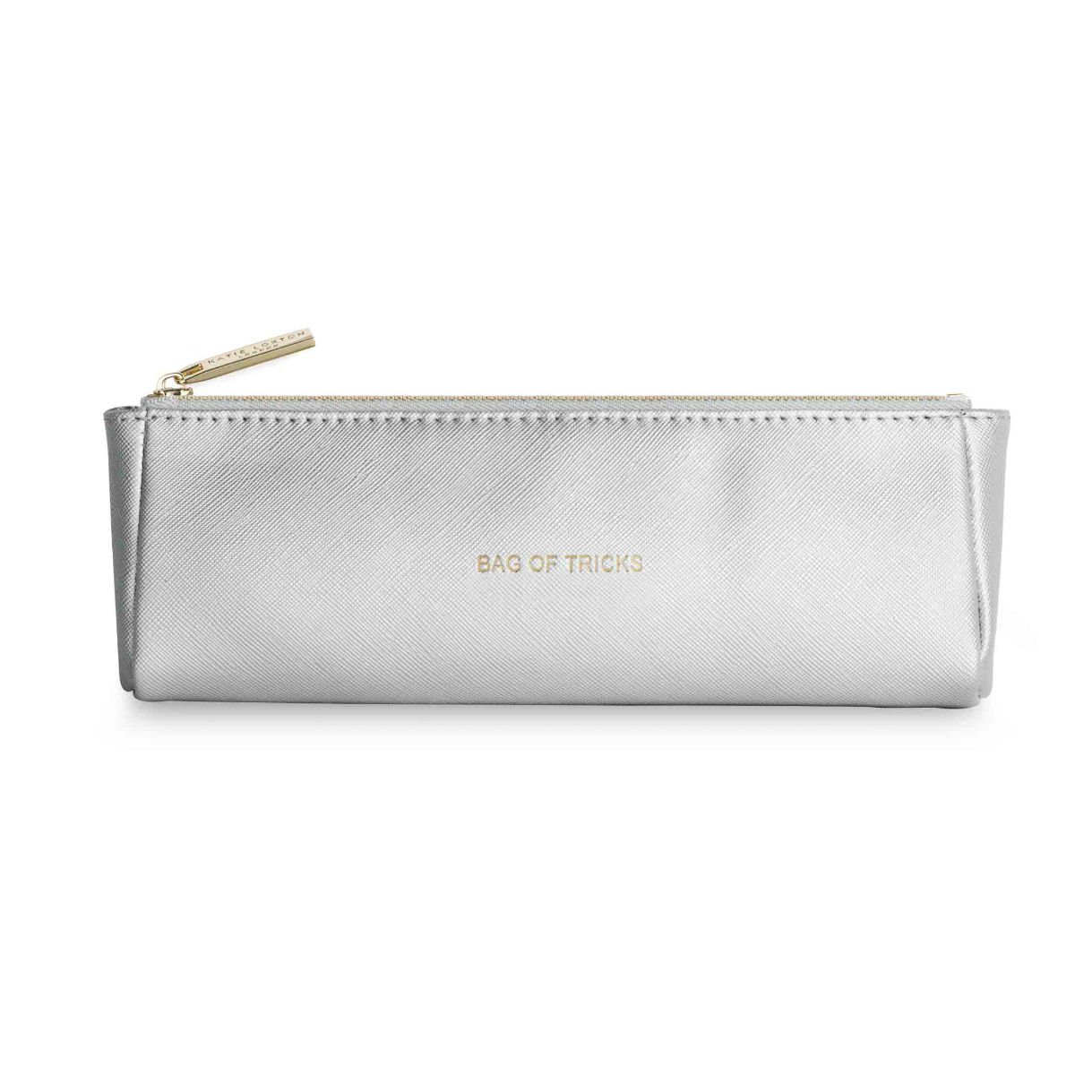 Stříbrná kosmetická taštička - Bag Of Tricks