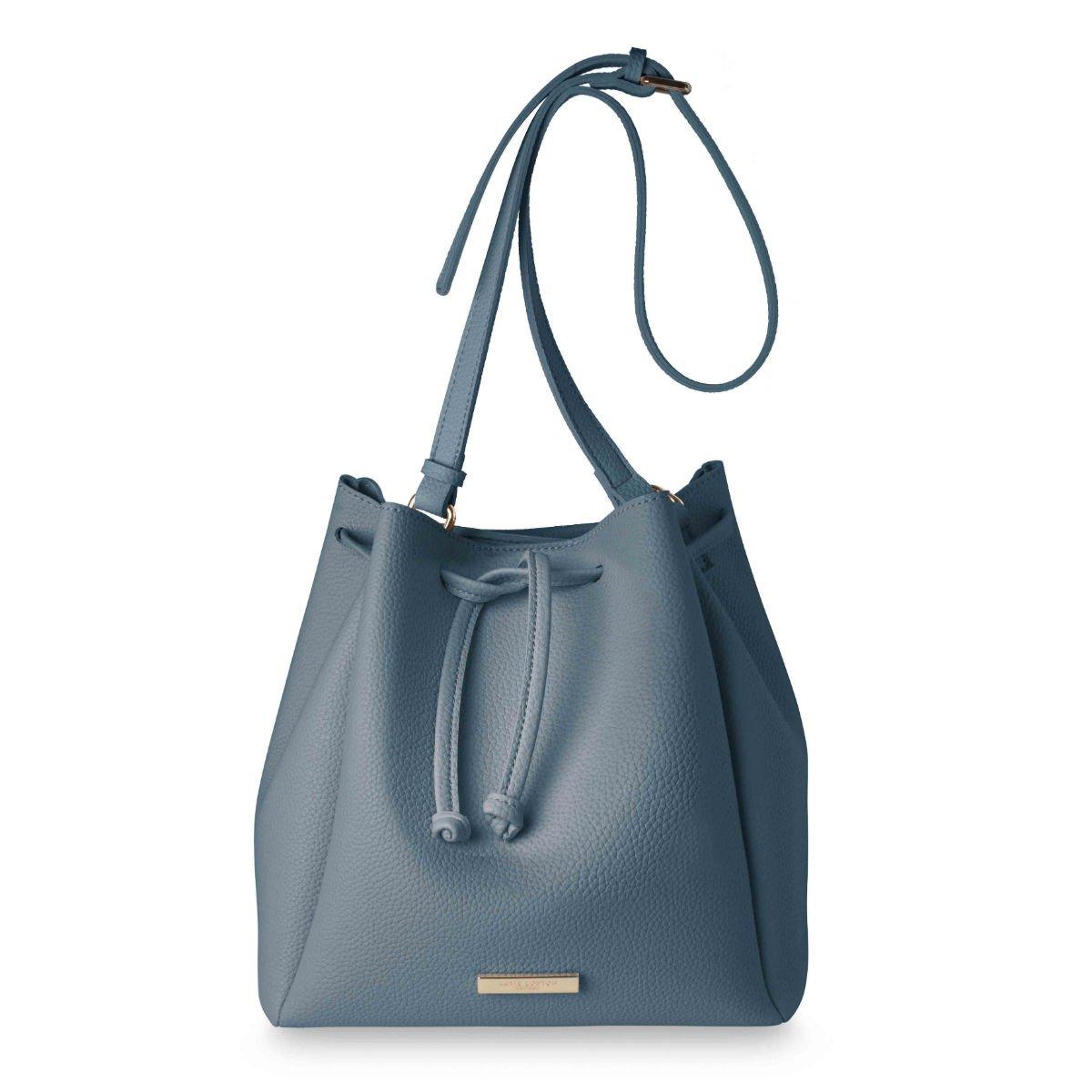 Modrý vak - Chloe Bucket Bag