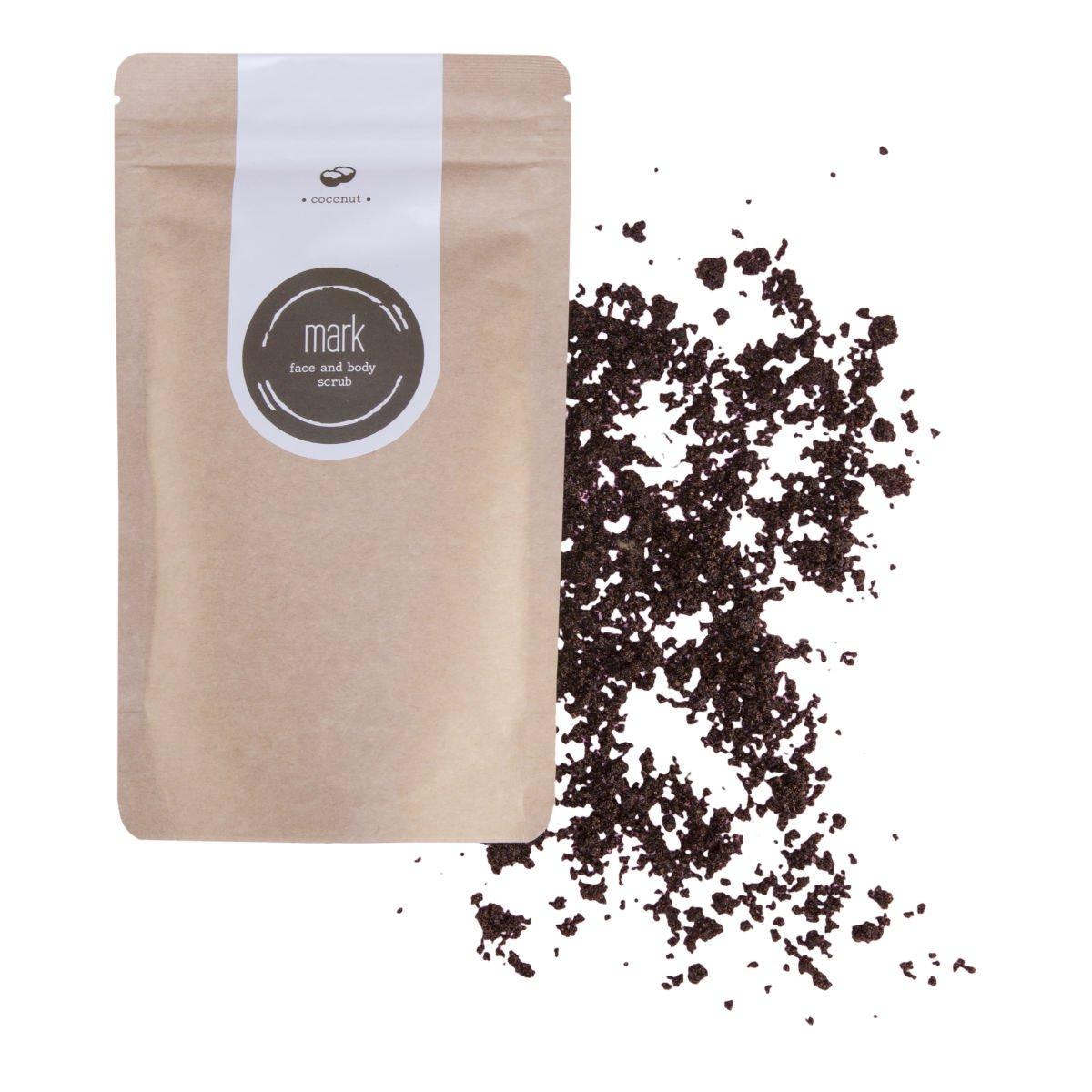 Kávový peeling s vůní kokosu - 200 g