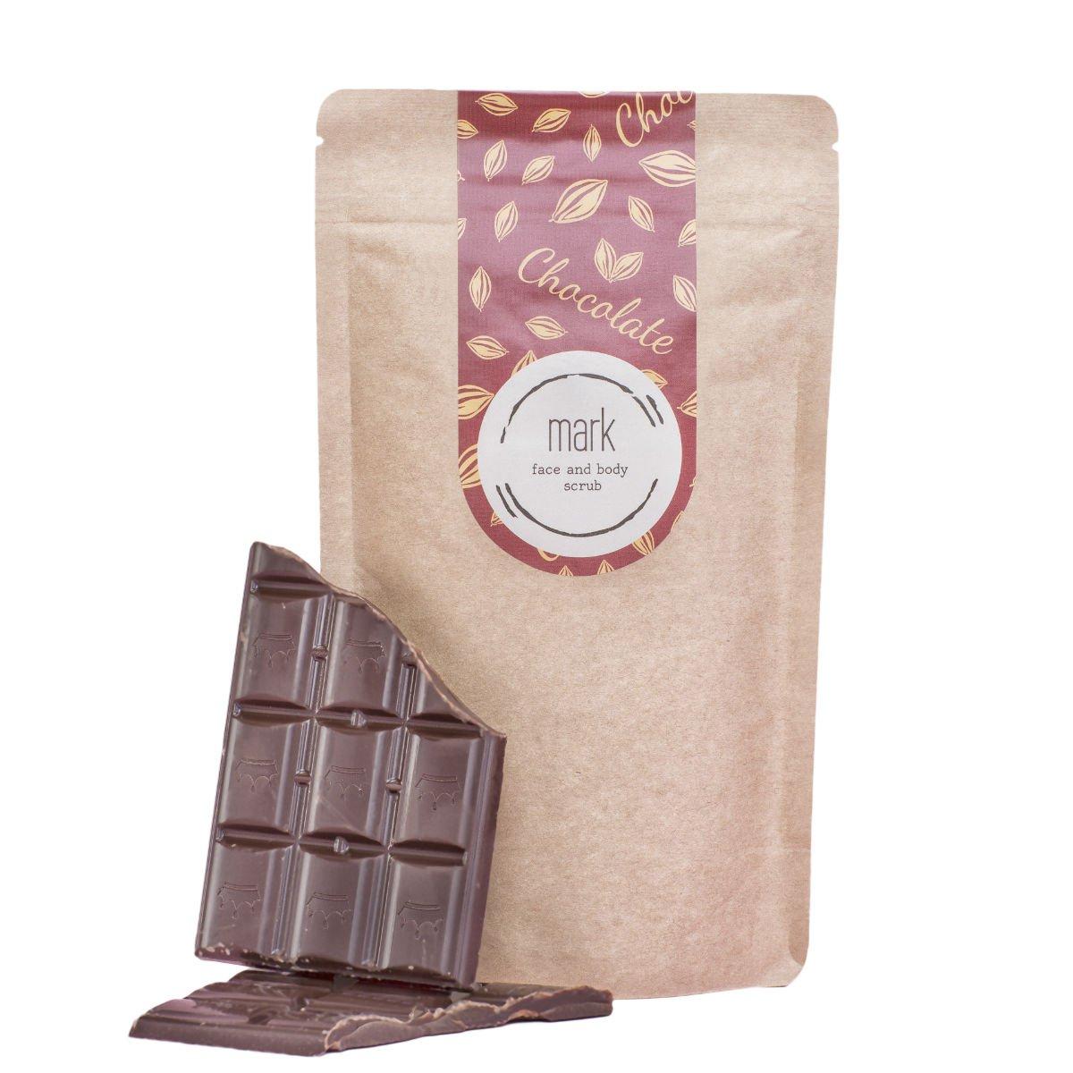 Kávový peeling s vůní čokolády - 200 g
