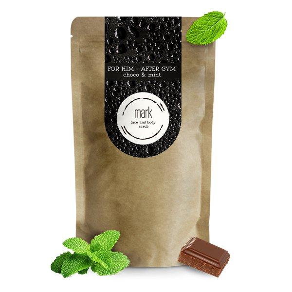 Kávový peeling pro něj - 120 g