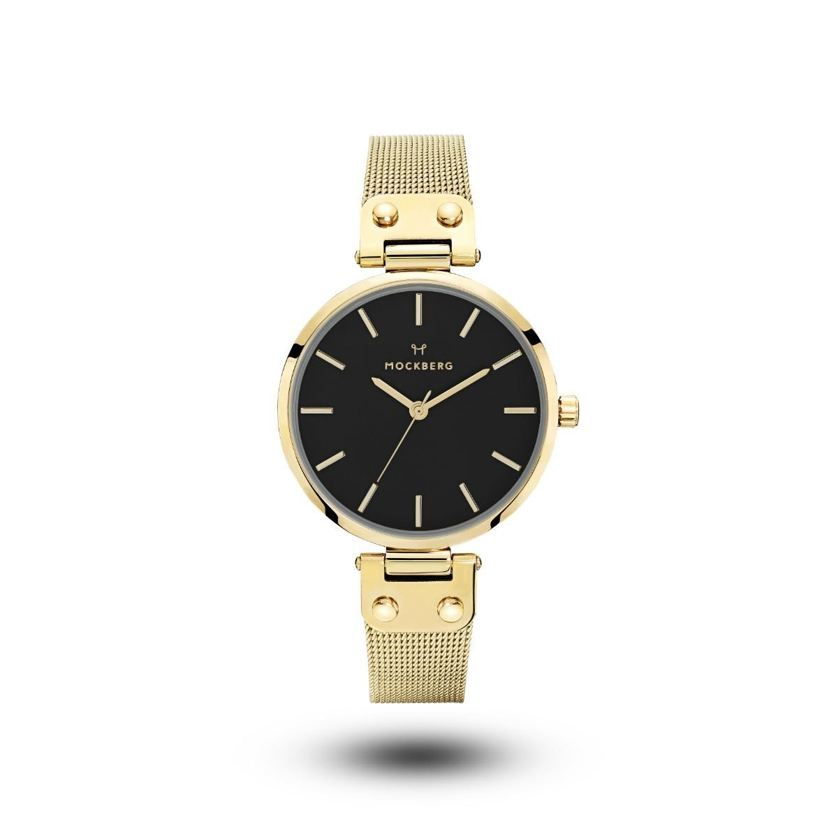 Hodinky Livia Noir - Gold/Black