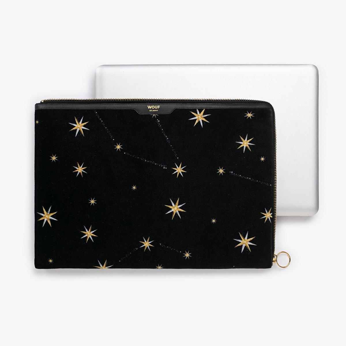 "Pouzdro na notebook 13"" - Cosmos Velvet"