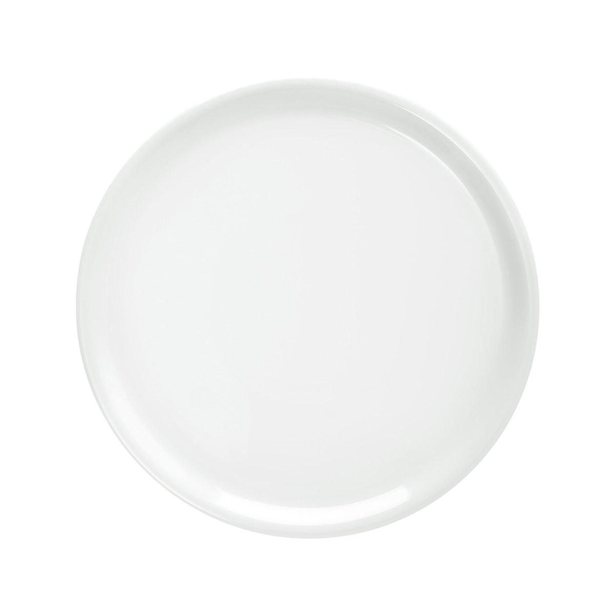 PURO Talíř na pizzu 30,5 cm - bílá