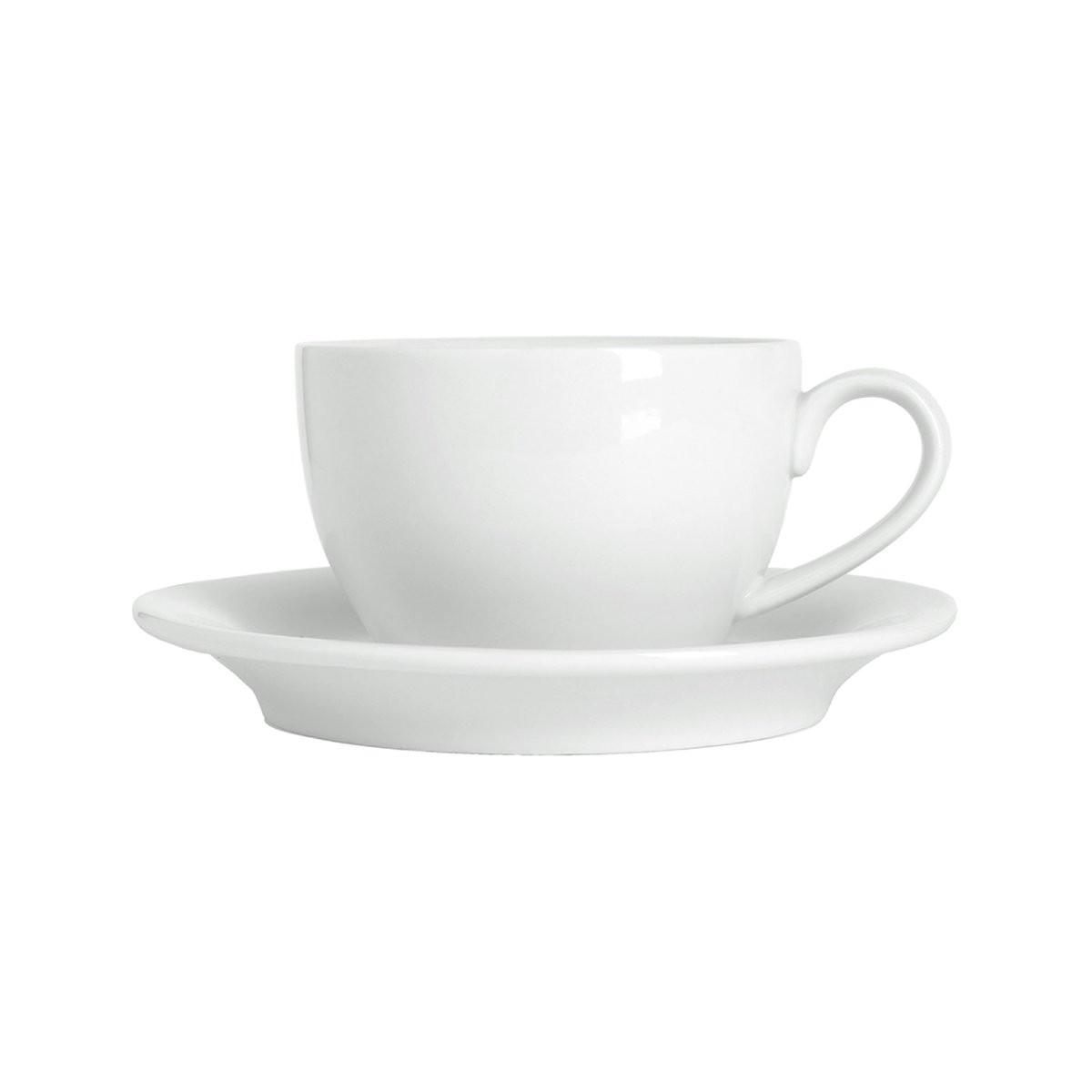 PURO Šálek na kávu s podšálek 170 ml