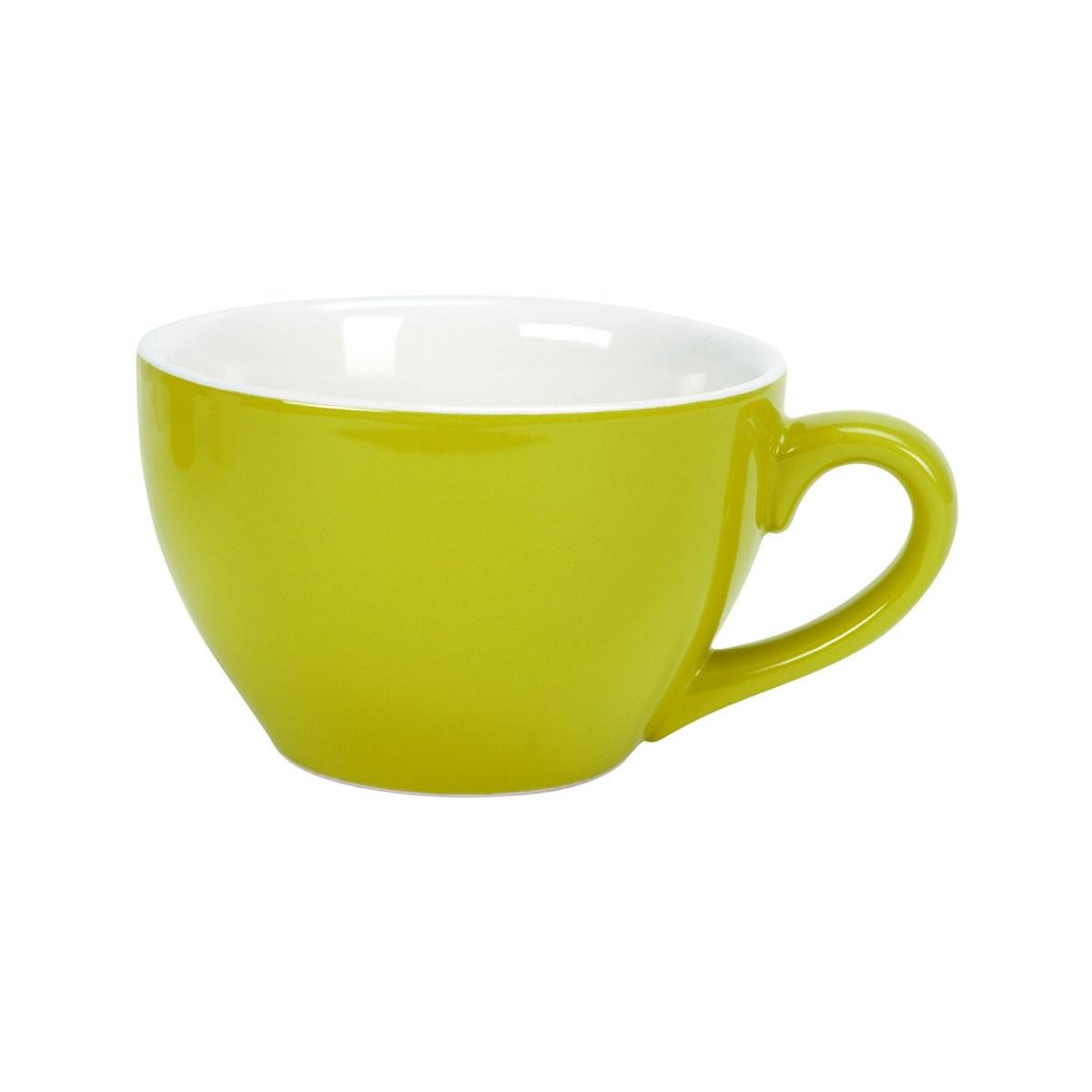 MIX IT! Hrnek na kávu 280 ml - limetová