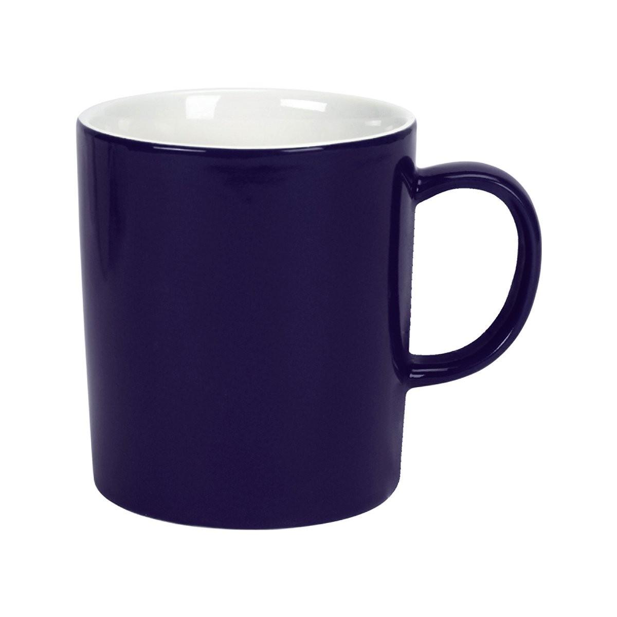 MIX IT! Hrnek na kávu 250 ml - modrá