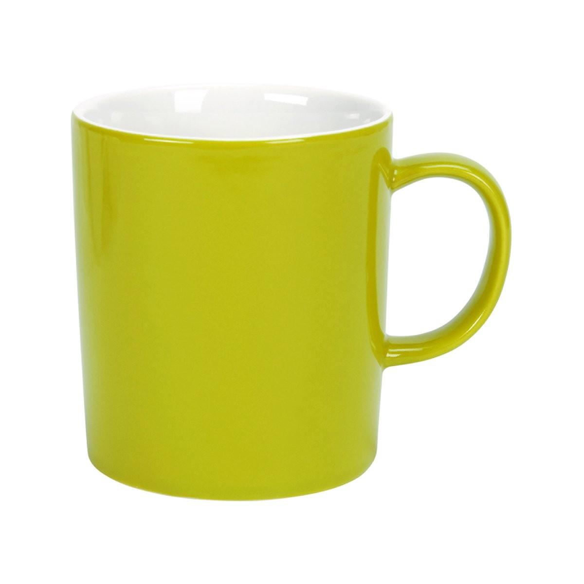 MIX IT! Hrnek na kávu 250 ml - limetová