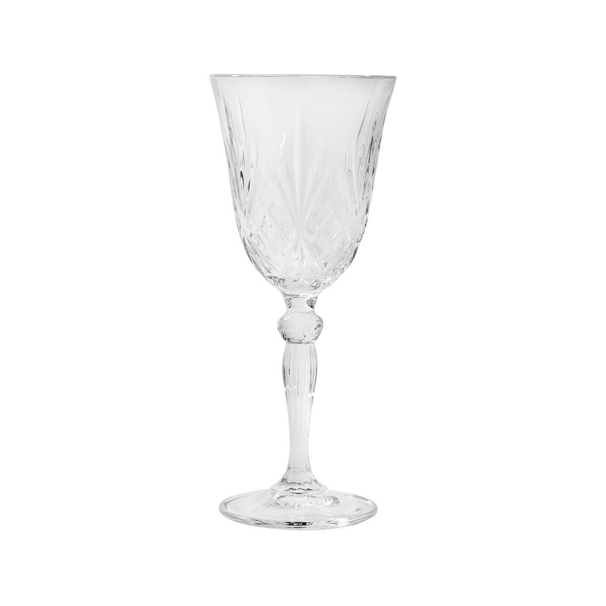 CRYSTAL CLUB Sklenice na bílé víno 210 ml