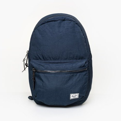 Batoh Lawson Backpack Total Eclipse/Black Veggie Tan Leather