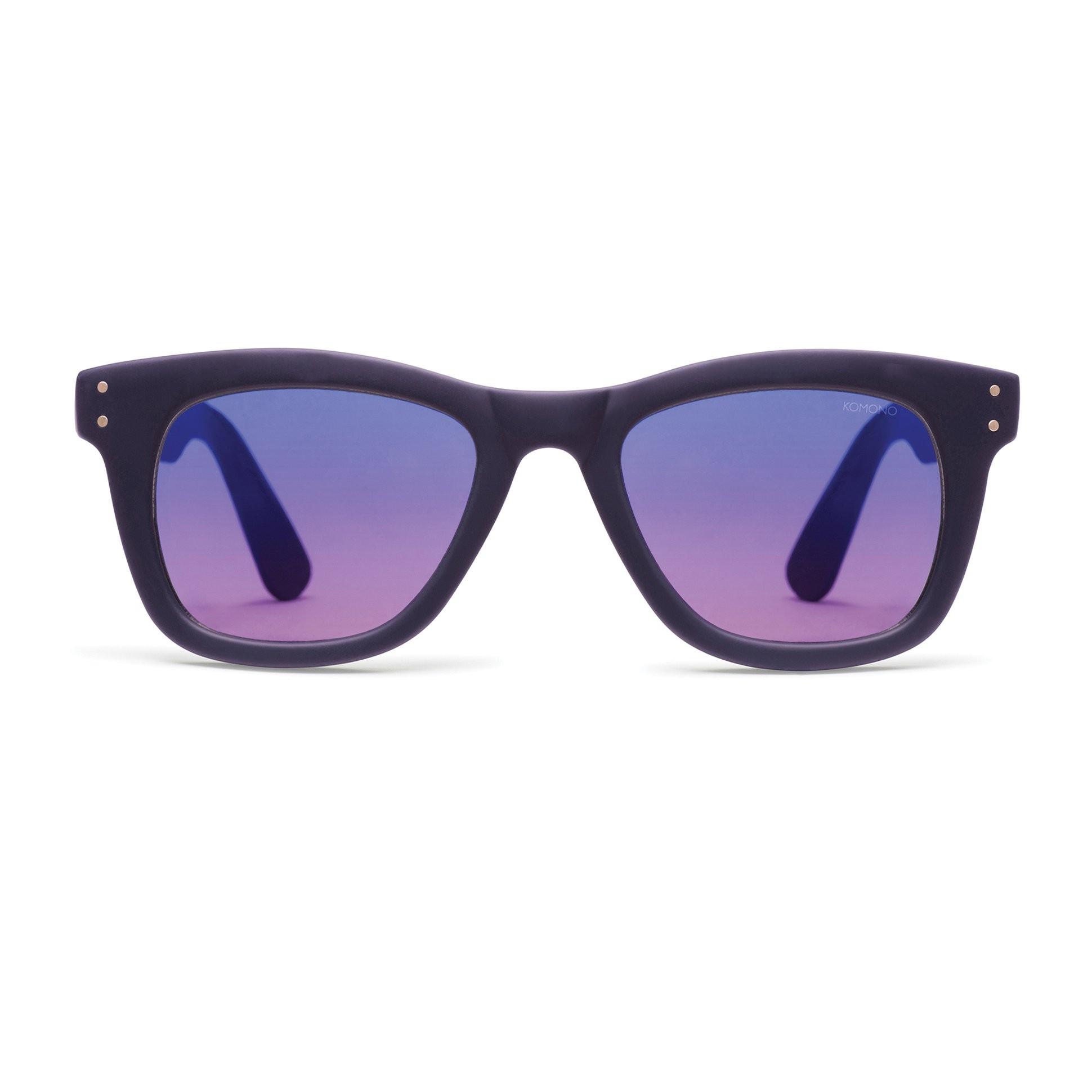 Sluneční Brýle Allen Midnight Blue Rubber