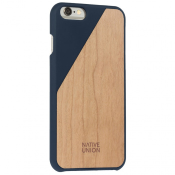 Kryt na iPhone 6 – Clic Wooden Marine