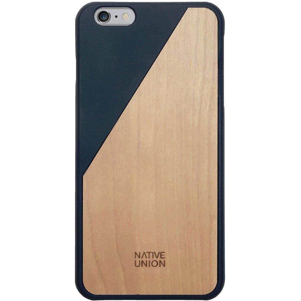 Kryt na iPhone 6 Plus – Clic Wooden Marine