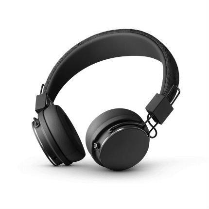 Černá sluchátka - PLATTAN II BT
