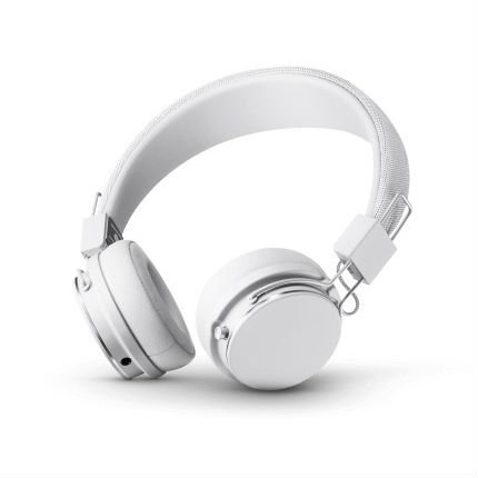 Bílá sluchátka - PLATTAN II BT