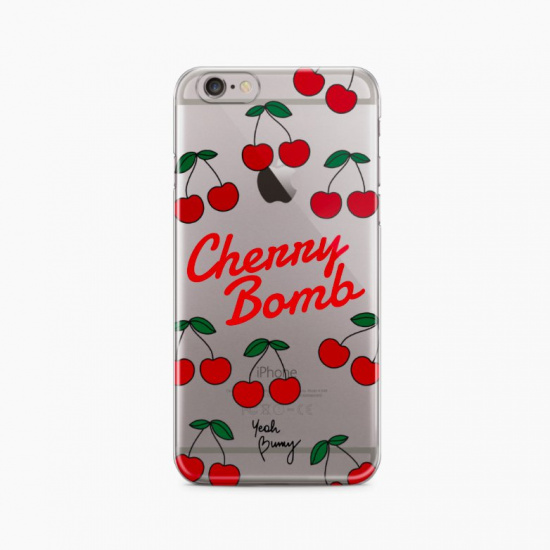 Kryt na iPhone 7/8 plus – Cherry Bomb