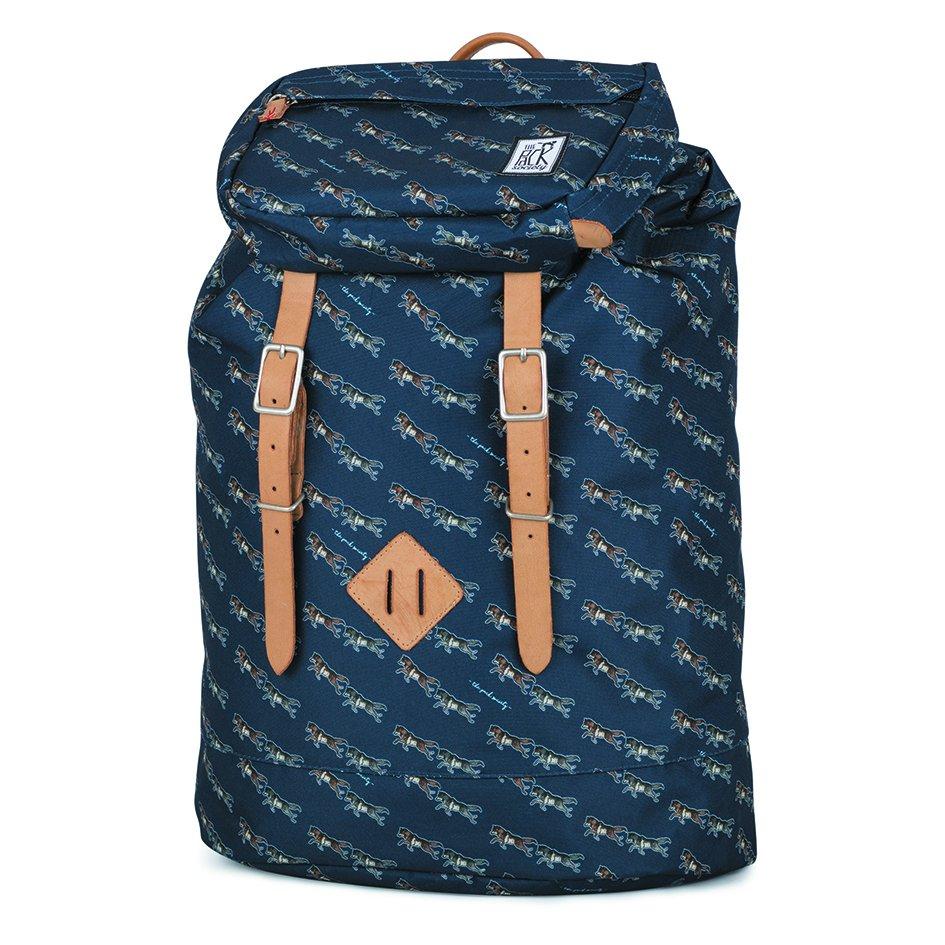 Tmavě modrý batoh - Premium