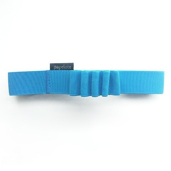 Gumička na tužky A4 – modrá