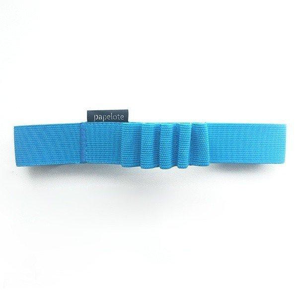 Gumička na tužky A5 – modrá