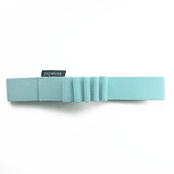 Gumička na tužky A4 – světle modrá