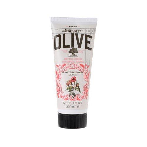 Hydratační tělové mléko s olivovým olejem a verbenou Pure Greek Olive