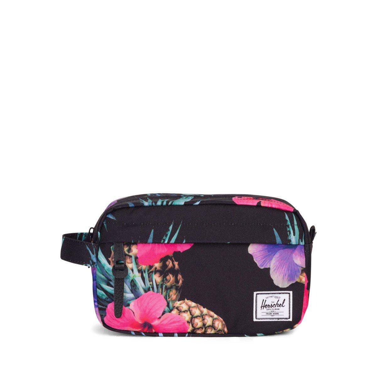 Černá kosmetická taška – Chapter Carry On Black Pineapple