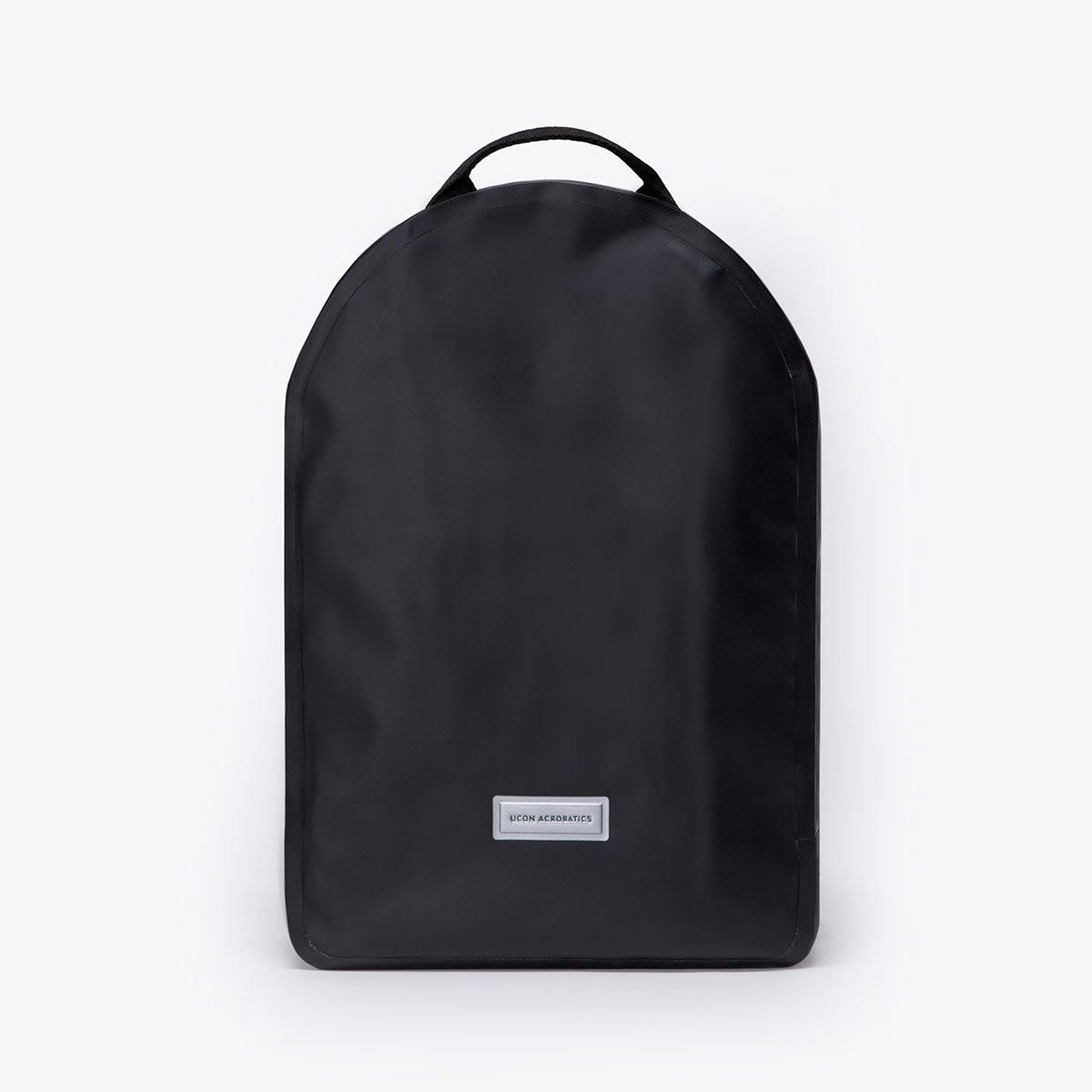 Černý voděodolný batoh - Marvin Seal e96aaef2bb