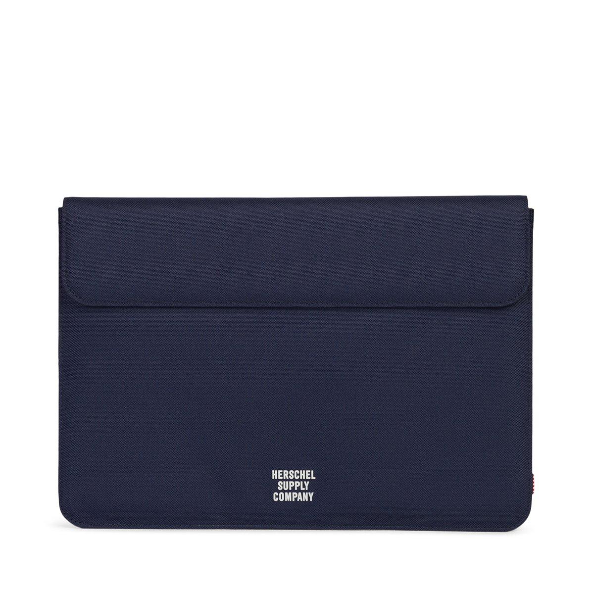 """Tmavě modré pouzdro na Macbook 13"""" – Spokane Sleeve"""