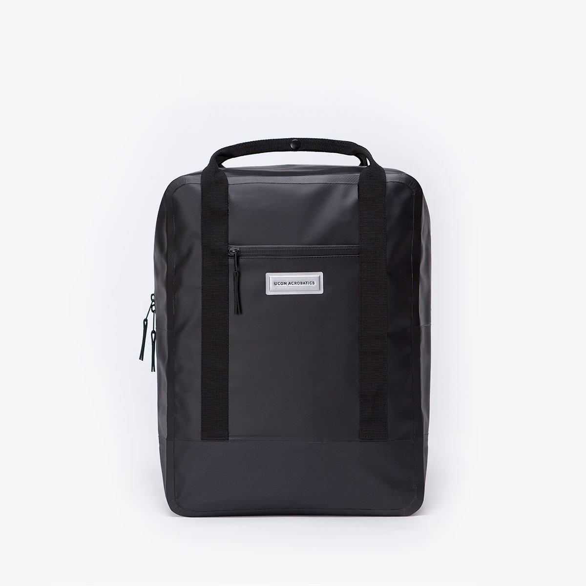 Černý voděodolný batoh – Ison Seal 0693fdc6ed