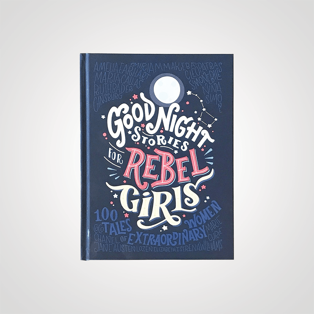 Kniha Good Night Stories for Rebel Girls