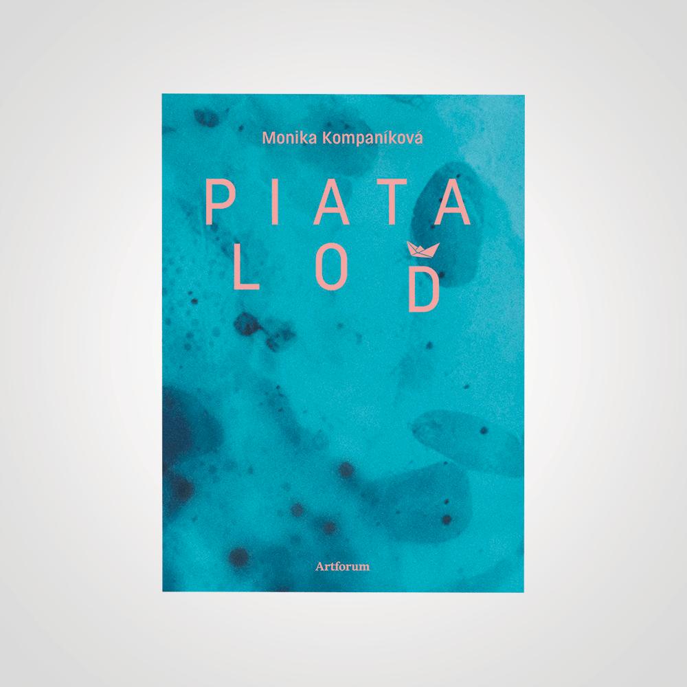 Kniha Piata loď