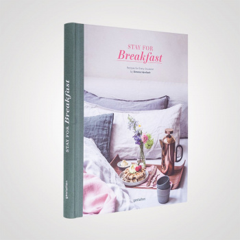 Kniha Stay for Breakfast – Recipes for Every Occasion