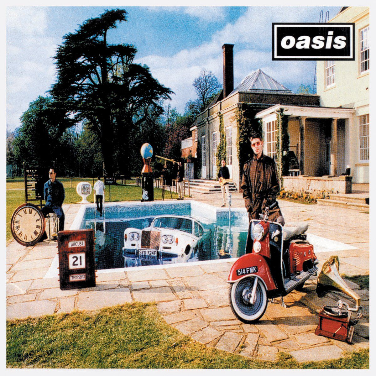Oasis – Be Here Now Vinyl