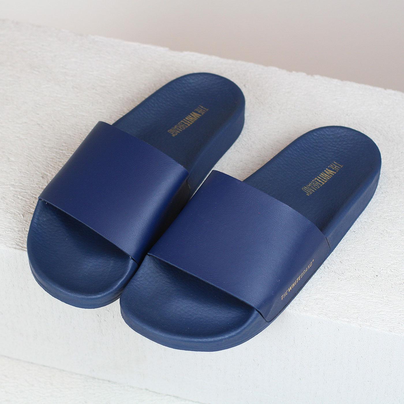 Modré pantofle – Minimal – 37 13fb4738fc