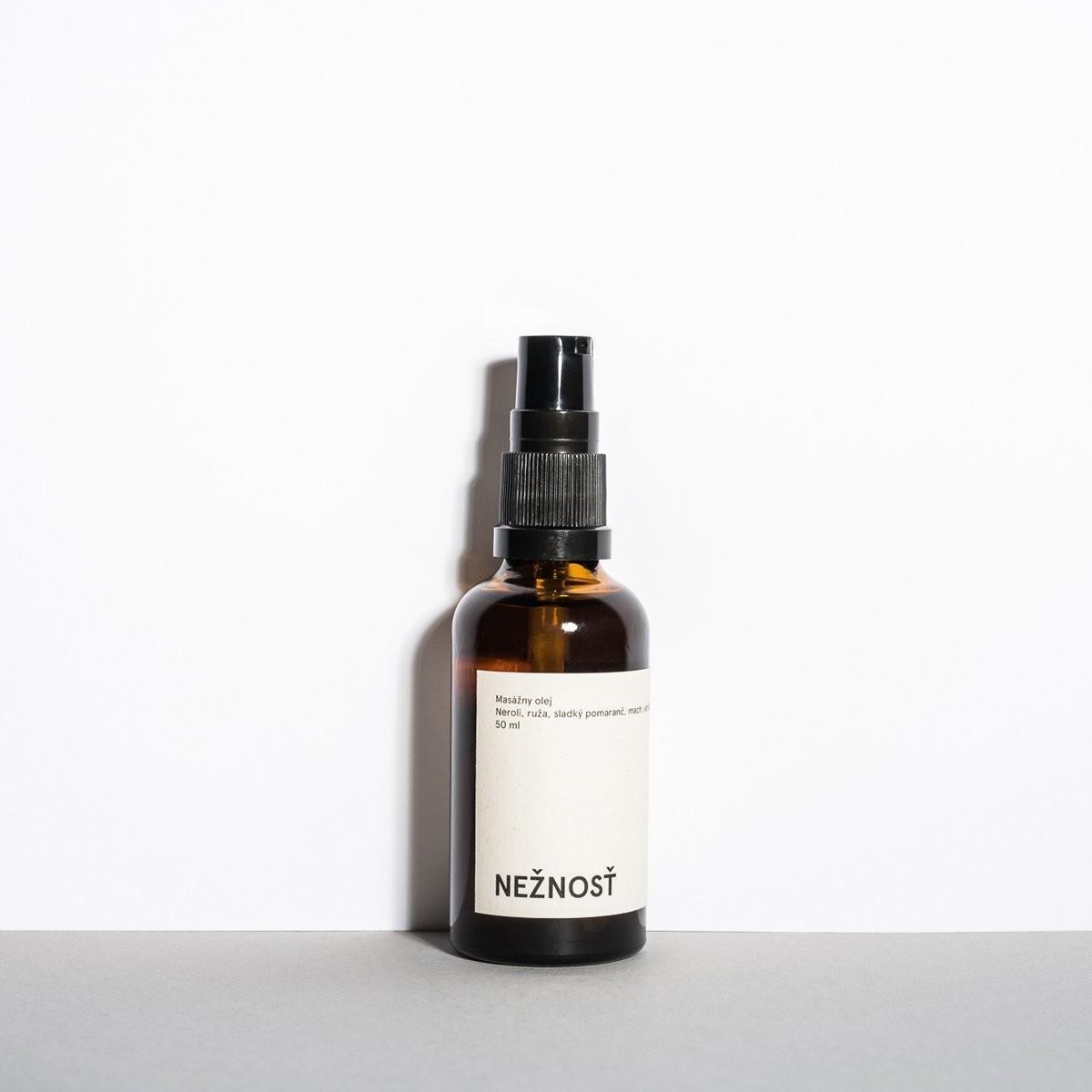 Masážny olej – Něžnost