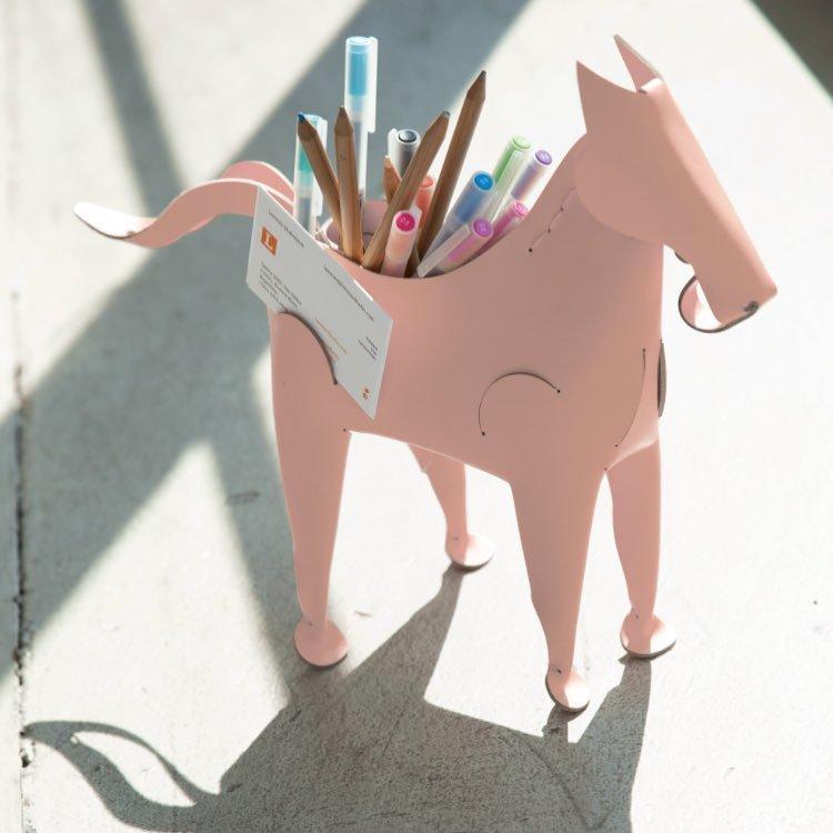 3e9dd207acf Kožený organizér na drobnosti – Kůň