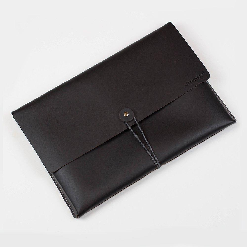 Kožené desky A4 – černé