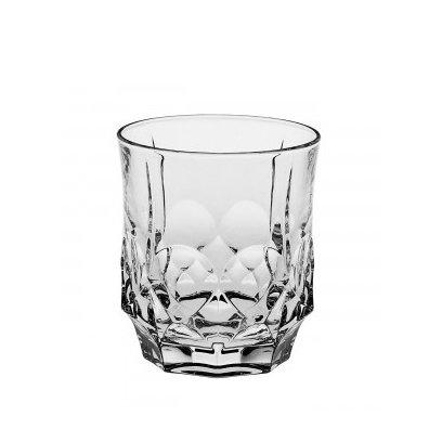 Sada 2 ks − Křišťálová sklenice na whisky Soho