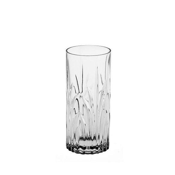 Sada 2 ks − Křišťálová sklenice na nealko nebo míchané drinky Elise long