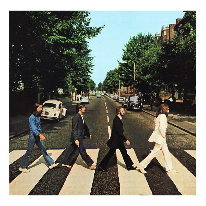 The Beatles – Abbey Road Vynil