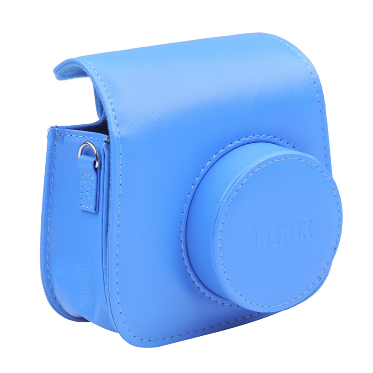 Modrá fotobrašna na Mini 9