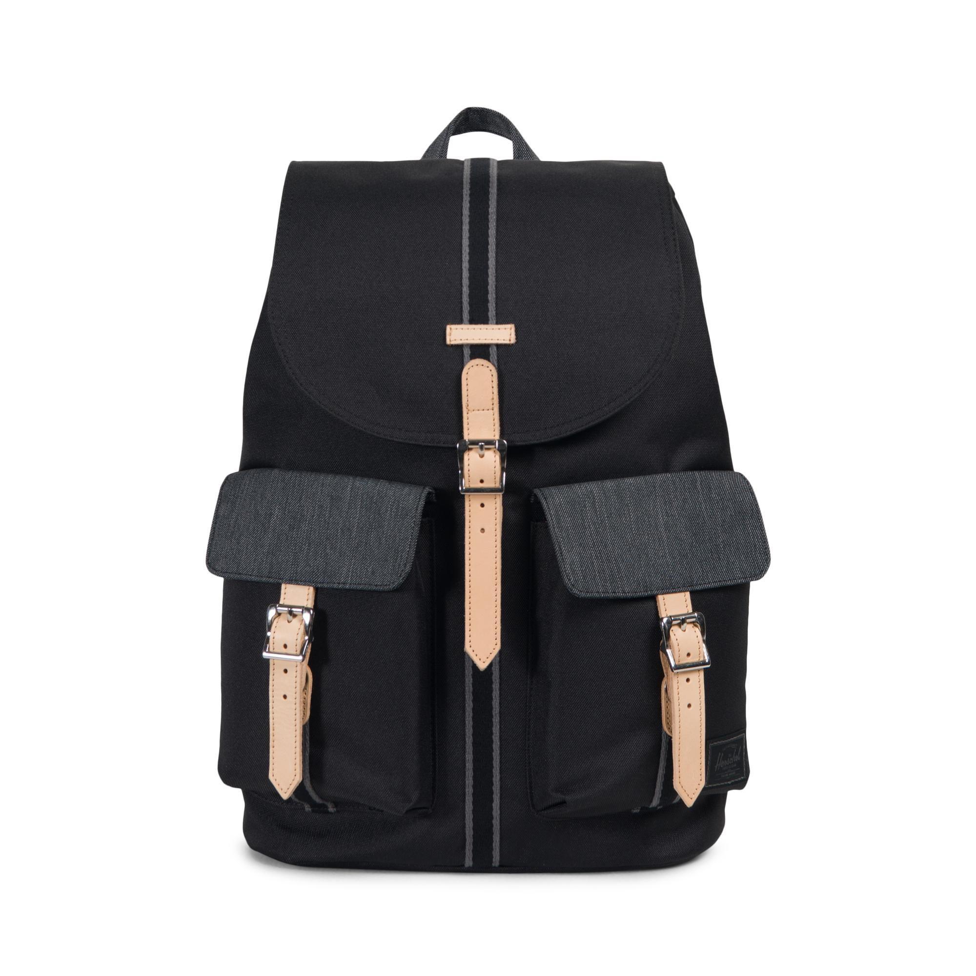 Černý batoh Dawson 46c47f70b0