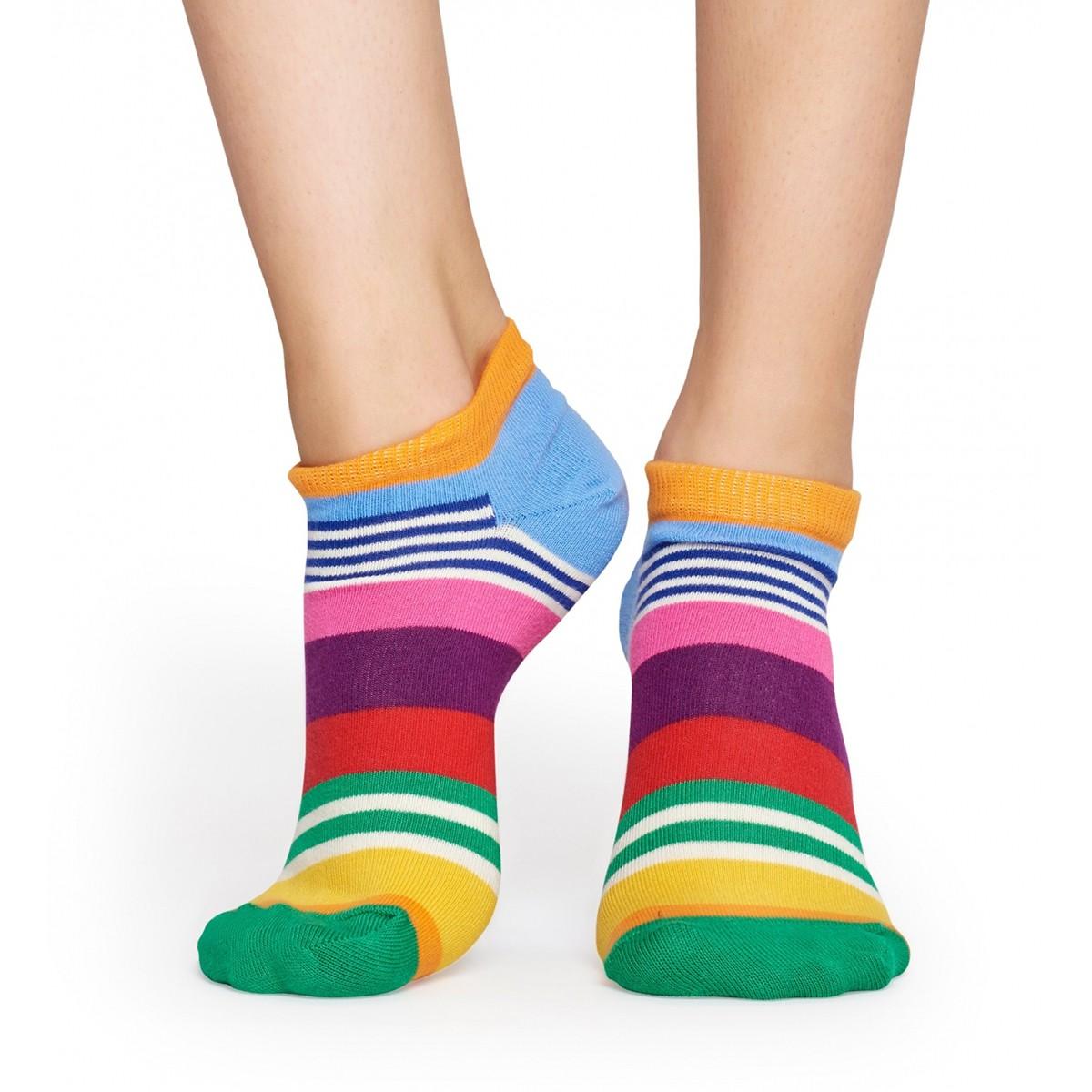 6f11bd1c7ed Pruhované barevné kotníkové ponožky Multi Stripe – 41 - 46