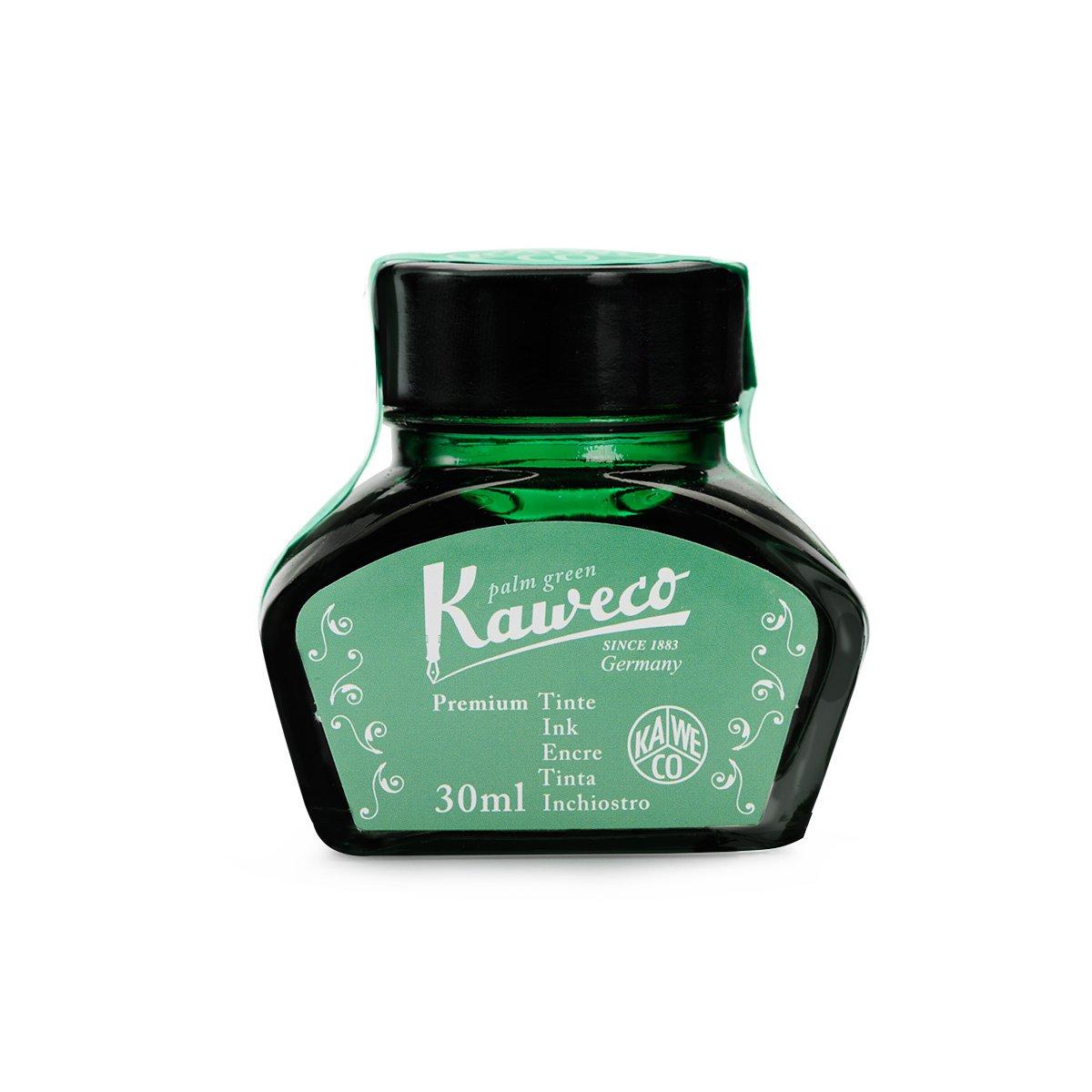 Inkoust v lahvičce 30 ml – zelená