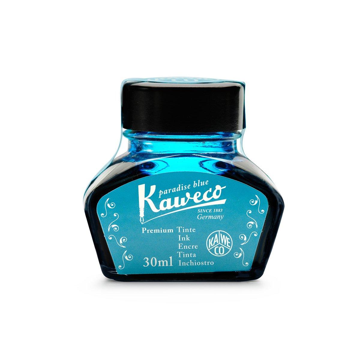 Inkoust v lahvičce 30 ml – modrá